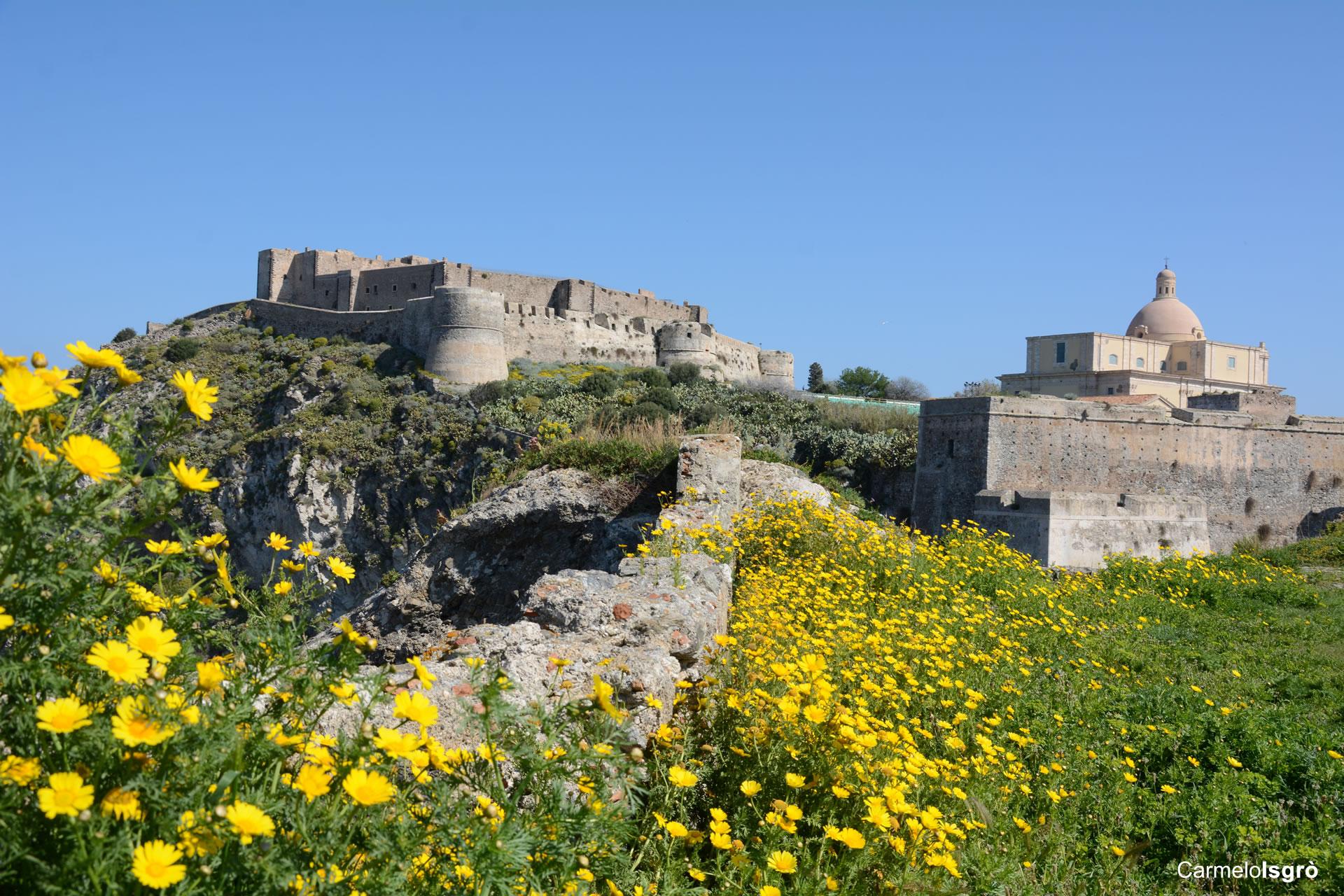 Il castello di milazzo for Disegni della casa del merluzzo del capo